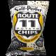 POTATO CHIPS, SALT & PEPPE NON GMO Route 11 12/6oz