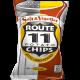 POTATO CHIPS, SALT & VINEGAR Route 11 30/2oz