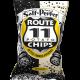 POTATO CHIPS, SALT & PEPPE NON GMO Route 11 30/2oz