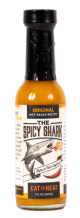 HOT SAUCE, ORIGINAL (HABANERO) Spicy Shark 12/5oz