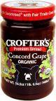 GRAPE PREMIUM SPREAD BIG ORG Crofter's6/16.5oz